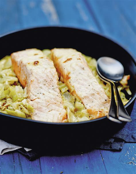 saumon recettes de cuisine saumon à table