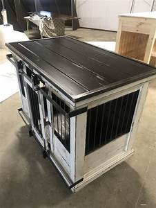 154 best kennel crate shop images on pinterest cat With custom dog kennel furniture