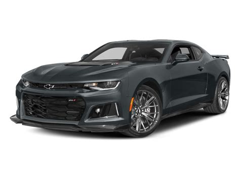 New 2017 Chevrolet Camaro 2dr Cpe Zl1 Msrp Prices