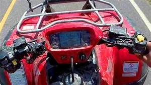 Honda Rincon 680 Top Speed Km