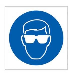 Safety Goggles Symbol