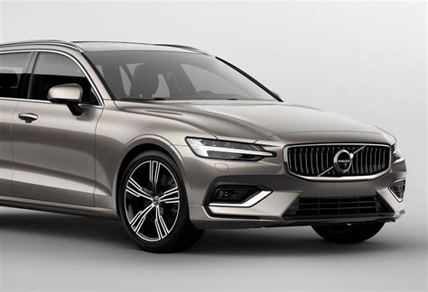new volvo all new 2019 volvo s60 sedan to debut mid year