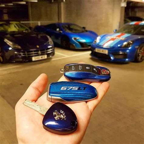 Bugatti Key Fob by Blue Special Shoutout To Topazdetailing For The