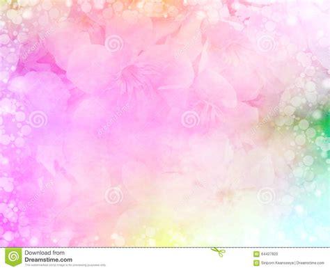 Pink Roses Flower Border And Frame In Vintage Color For