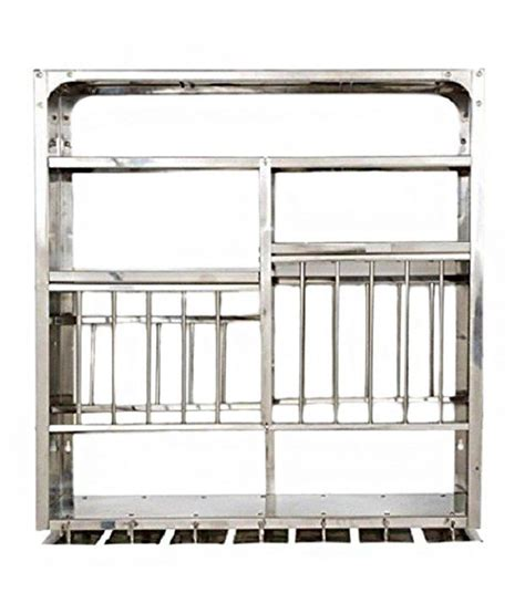 buy sapphire stainless steel kitchen stand    price  india snapdeal