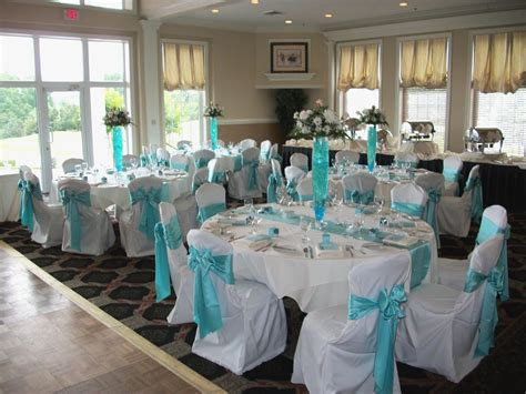 diy baby blue and white wedding decorations icets info