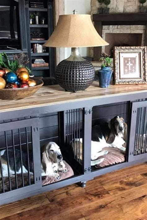 bb kustom kennels double doggie den dog furniture dog
