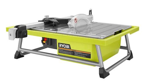 home depot canada tile cutter ryobi 7 inch tabletop tile saw the home depot canada