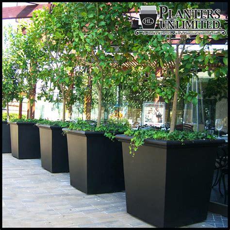 large landscape pots gorgeous outdoor planter ideas design