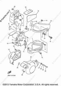 32 Yamaha V Star 650 Carburetor Diagram