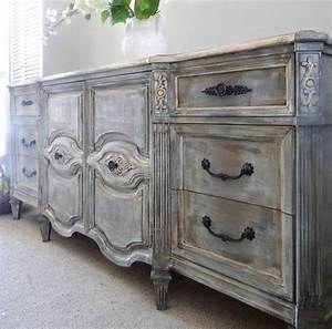 Shabby Chic Dresser : 8 reasons and 28 examples to use vintage dressers in your interior digsdigs ~ Sanjose-hotels-ca.com Haus und Dekorationen