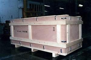 Caisse En Bois : caisse en bois navette r alis e sur mesure sur ~ Nature-et-papiers.com Idées de Décoration