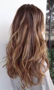 Brunette Highlights Hair Makeup Pinterest Love