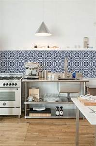 navy blue tile backsplash tile designs With kitchen colors with white cabinets with avery circle stickers