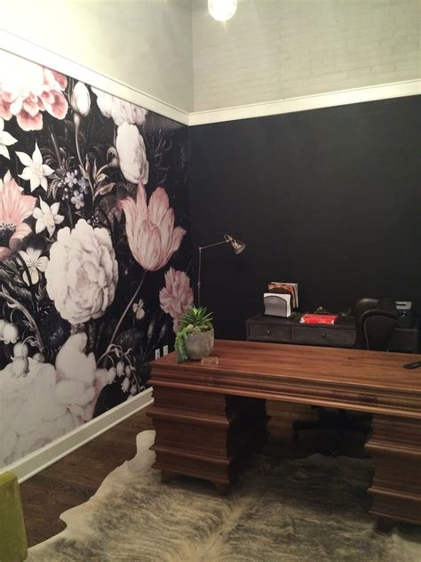large scale wallpaper murals large flower wall murals peenmedia com