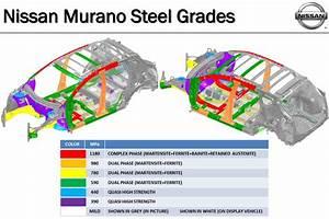 2015 Nissan Murano Bigger  But 145 Pounds Lighter Thanks