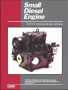 Small Diesel Engine Service And Repair Manual By Intertec