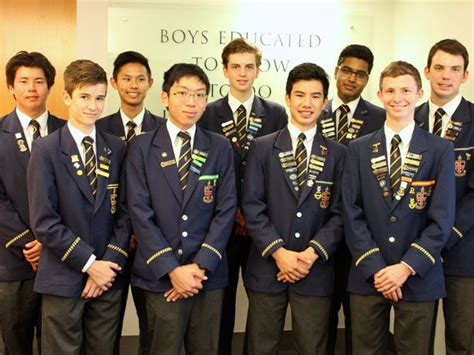 New Prefects Join Student Leadership Team