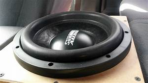 10 Inch Sundown Subwoofer