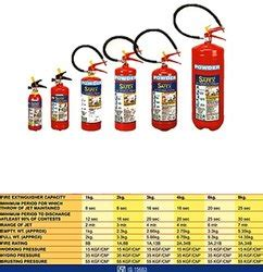 fire fighting equipments water fire extinguisher