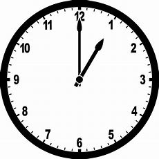 Clock 100  Clipart Etc