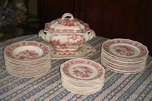 Service Vaisselle Porcelaine : service de table anglais ~ Teatrodelosmanantiales.com Idées de Décoration