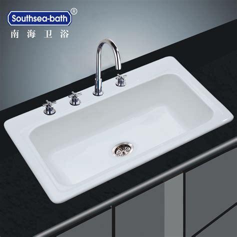 eco friendly kitchen sink eco friendly sinks cast iron kitchen sinks buy popular 7028