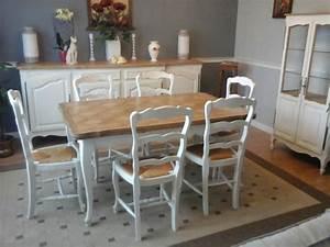 Meuble Merisier Relooké : meuble salle a manger chez but 4 pro votre patrimoine mobilier valoris233 r233nov233 ~ Nature-et-papiers.com Idées de Décoration