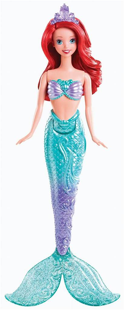 Ariel Mermaid Doll Disney Swimming Princess Toys