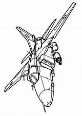 Fighter Aeroplane Coloring Pages Printable Plane Categories Airplane sketch template
