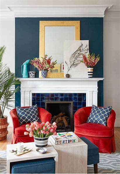 Living Couch Decorating Colors Paint Bhg Coffee