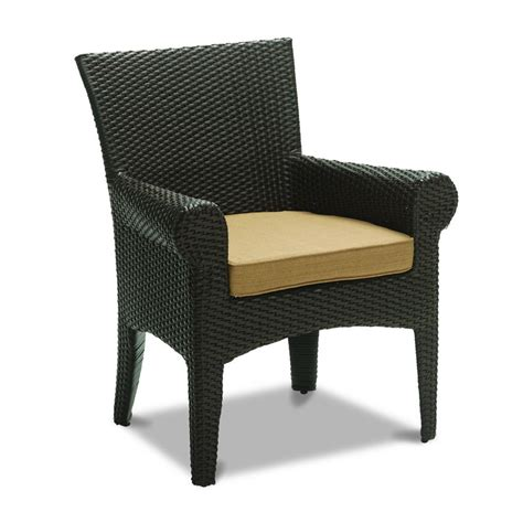 brown wicker dining chairs chair design rattan dining