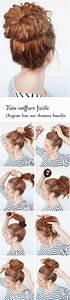 Tuto Coiffure Cheveux Court : tuto coiffure cheveux courts et longs ~ Melissatoandfro.com Idées de Décoration