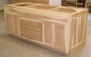 Hickory, Cabinets