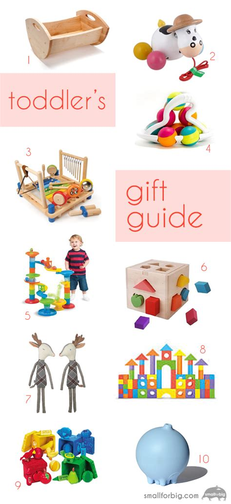 toddler gift guide best toys for toddlers holiday