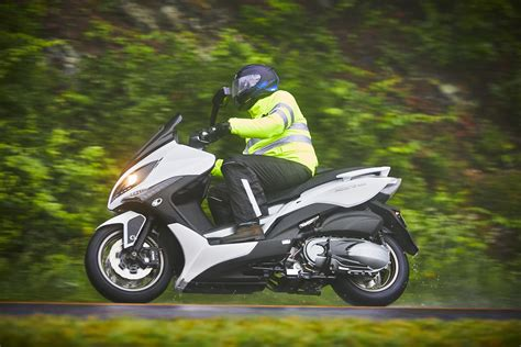 Xciting 400i 2019 by 2018 Kymco Xciting 400i Abs Scooter Review 15 Fast Facts