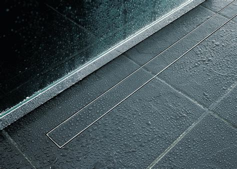 california faucets ceraline linear shower drain custom