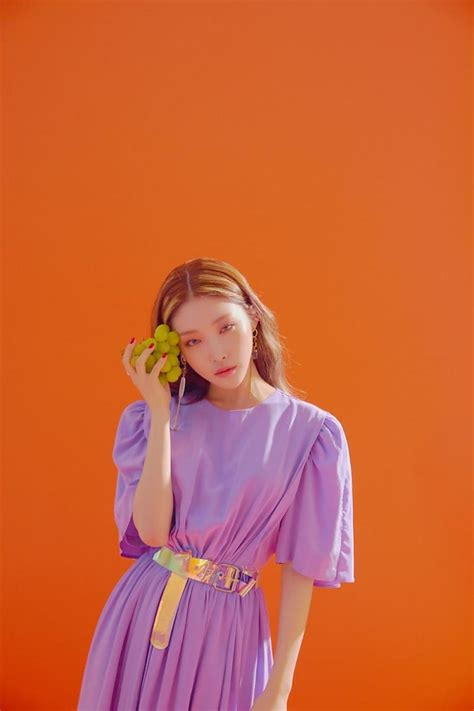 chungha blooming blue teaser photo