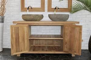 Bad Set Holz : waschtisch mit unterschrank 135 cm nr 58123 unterbau bad waschtischunterbau konsole wc ~ Markanthonyermac.com Haus und Dekorationen