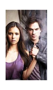 Do damon and elena get together in the books ...