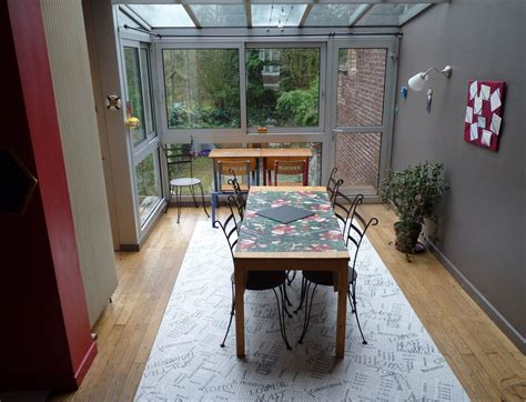la chambre en ville nantes tapis salle à manger ou chambre enfant lino routes