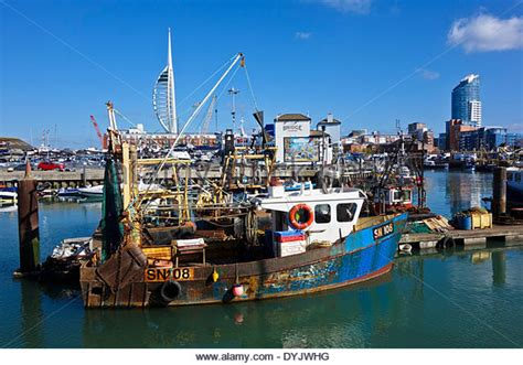 Fishing Boats For Sale Portsmouth by The Camber Portsmouth Stock Photos The Camber Portsmouth