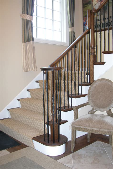 wood banisters series feathered balusters house of forgings