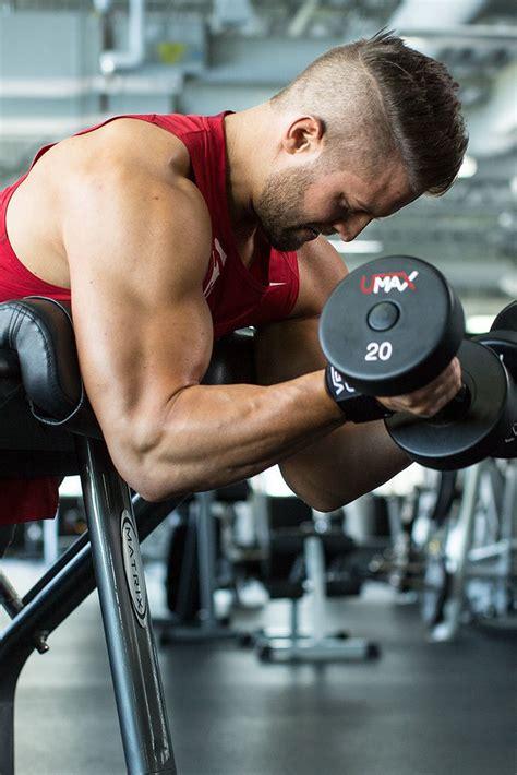 biceps peak bodybuilding bigger build tall