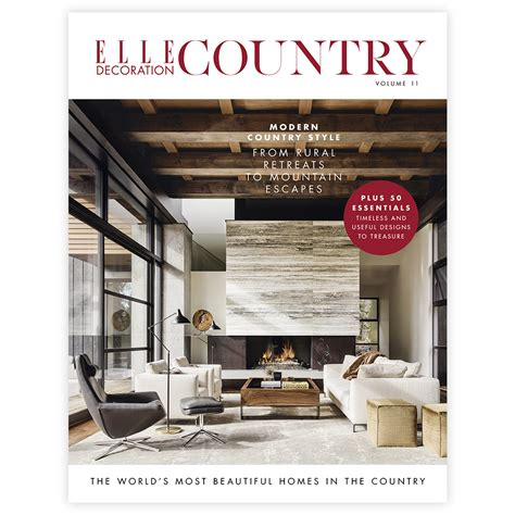 elle decoration country volume  elle decoration uk