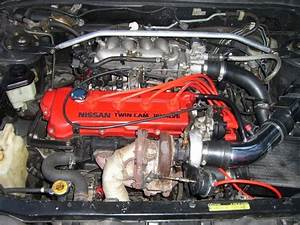 Nissan 200sx 1997 Used Engine Comes With 1 6  4  Manual
