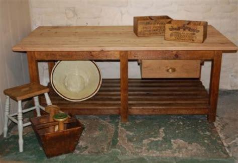 antique kitchen island table antique industrial pine kitchen island work mill table 4100