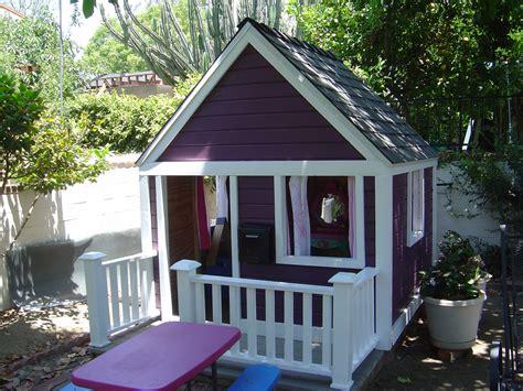 Backyard Play House by My Homeorganizing Made My Home