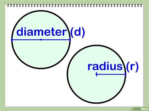 umfang und flaeche eines kreises berechnen wikihow