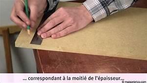 Guide De Perçage Wolfcraft : assemblage par tourillons et guide de per age youtube ~ Dailycaller-alerts.com Idées de Décoration